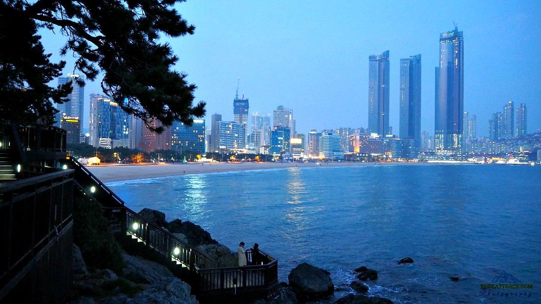 dongbaek-island
