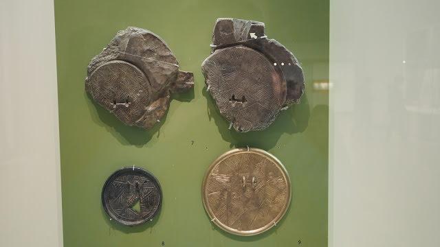 bronze-mirrors-prehistoric-korea