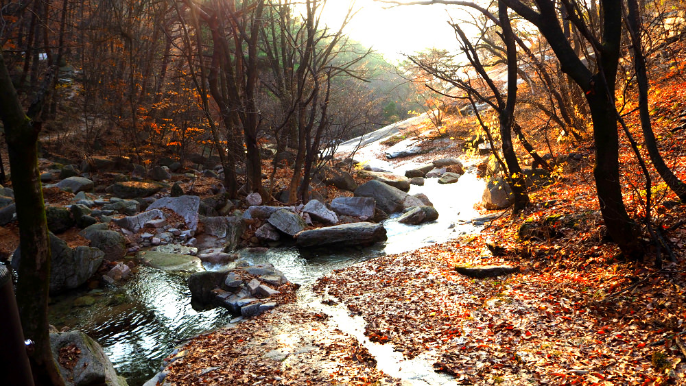 bukhansan-national-park-photo