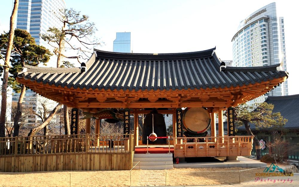 bongeunsa-temple-bell-pavilion
