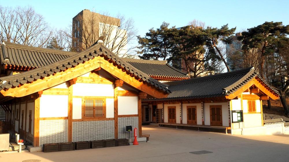 bongeunsa-temple