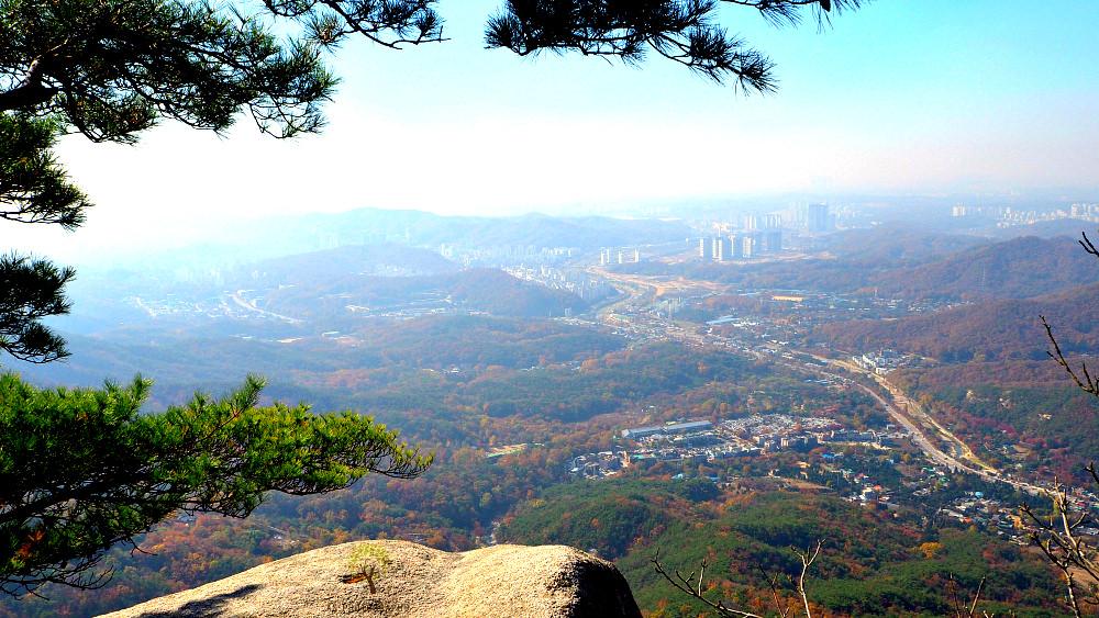 wonhybong-bukhansan-national-park