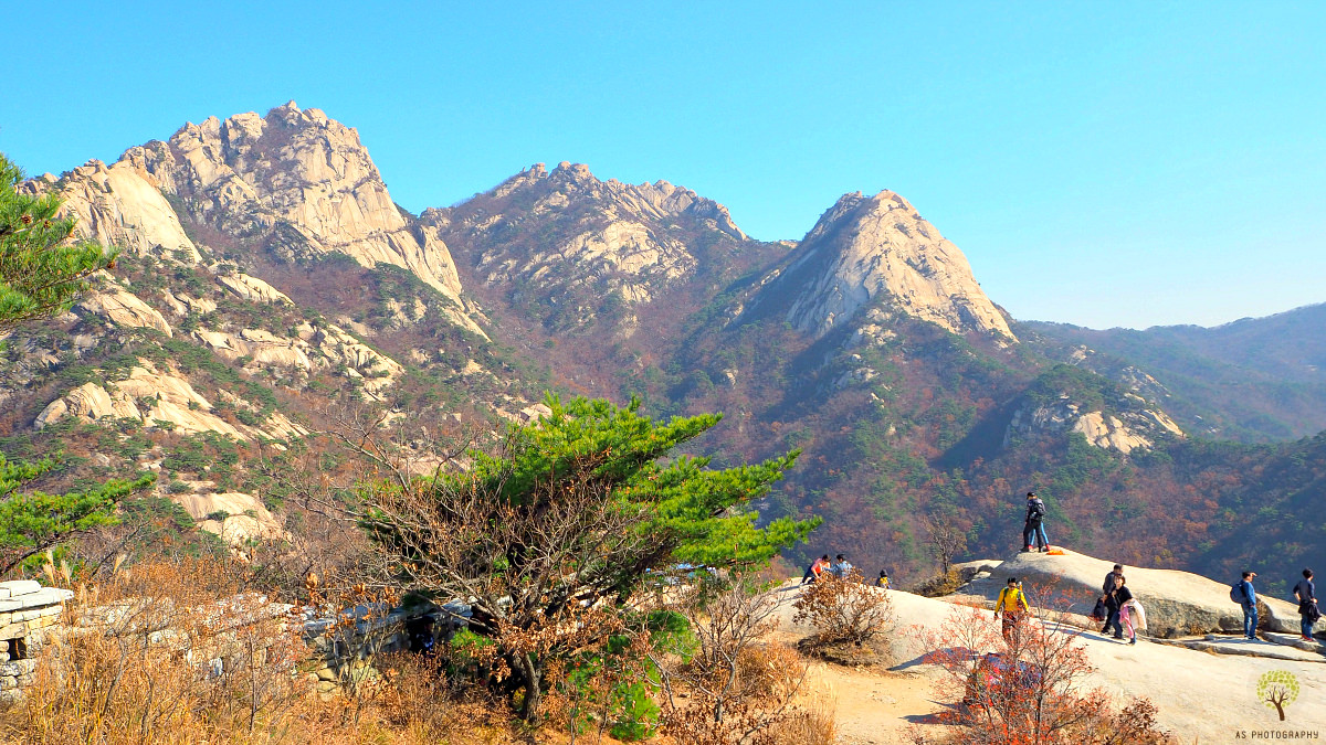 bukhansan-national-park