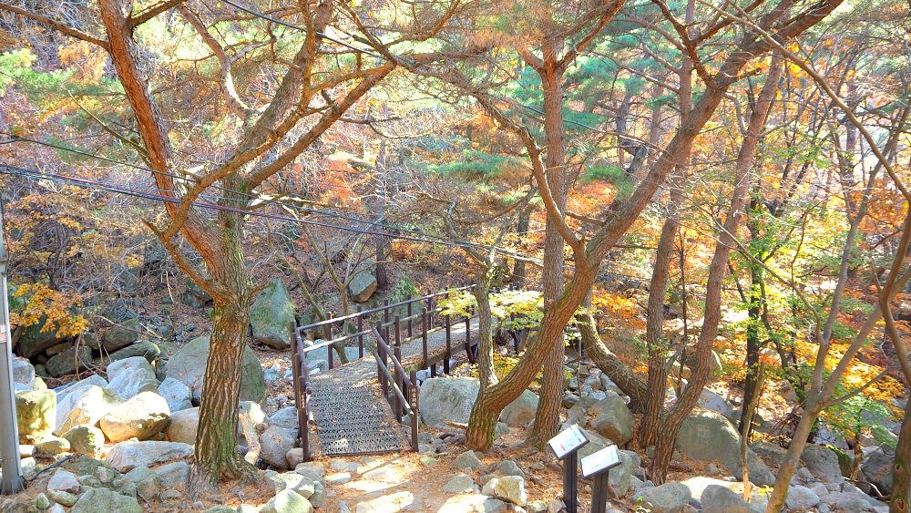 bukhansan-national-park-trail