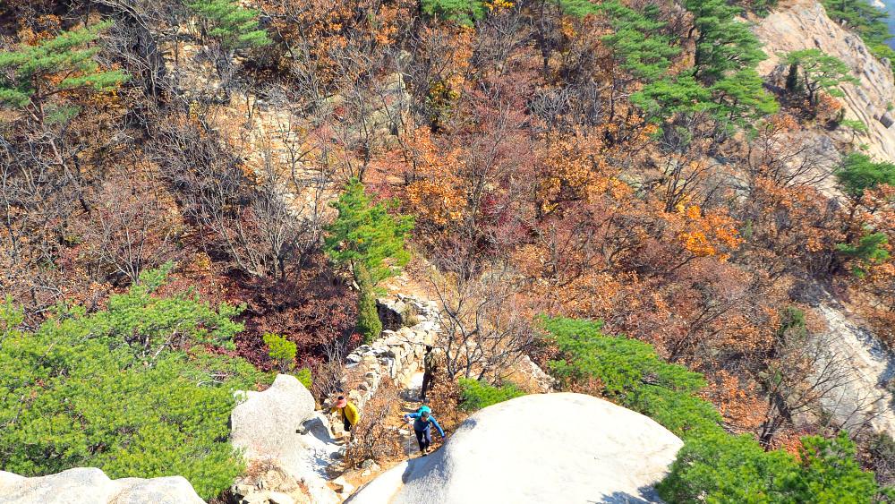 wonhyobong-peak-trail