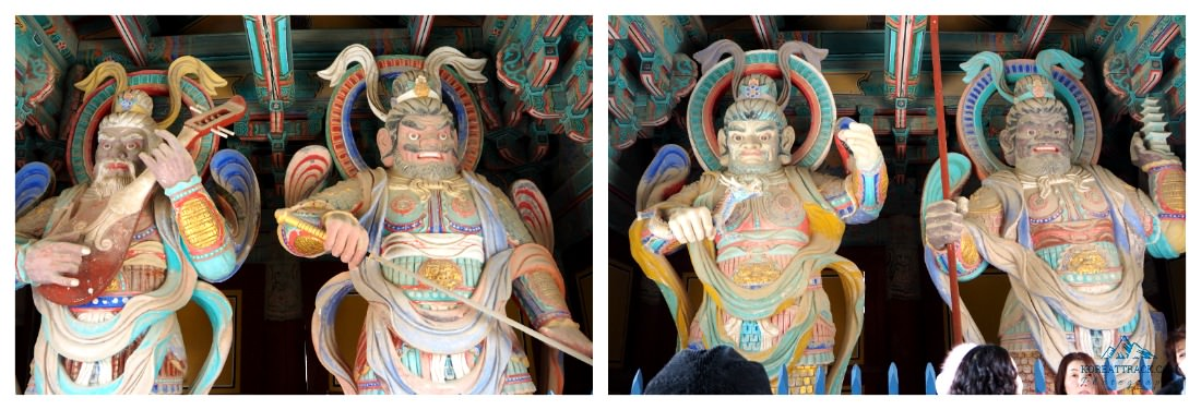 bulguksa-temple-four-guardians
