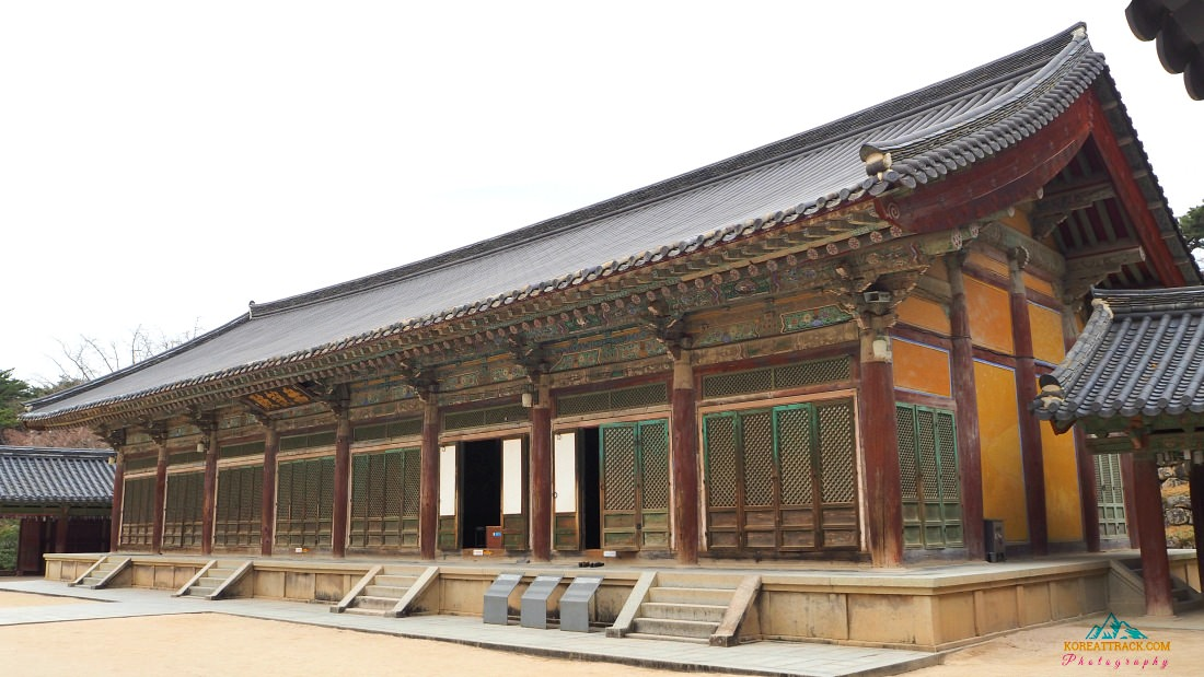 museolgjeon-hall-bulguksa-temple