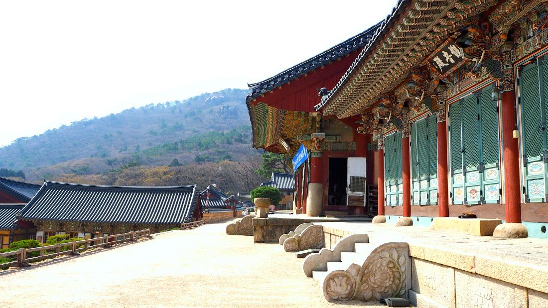 geumjeongsan-mountain-beomeosa-temple