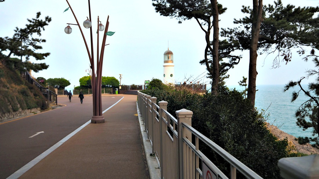 dongbaek-island-park