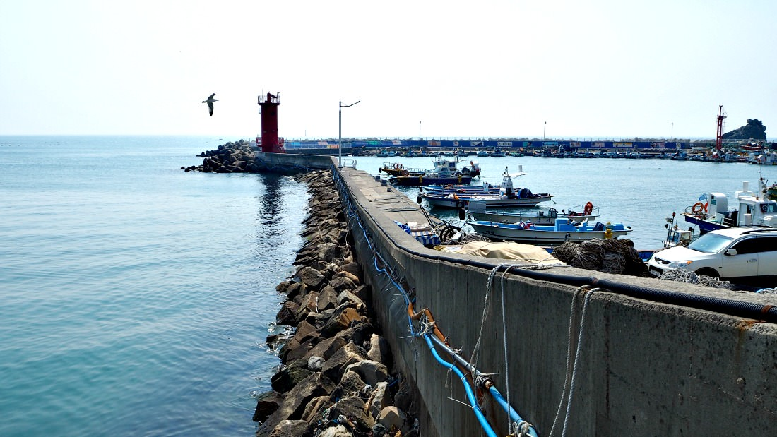 songjeong-beach-port