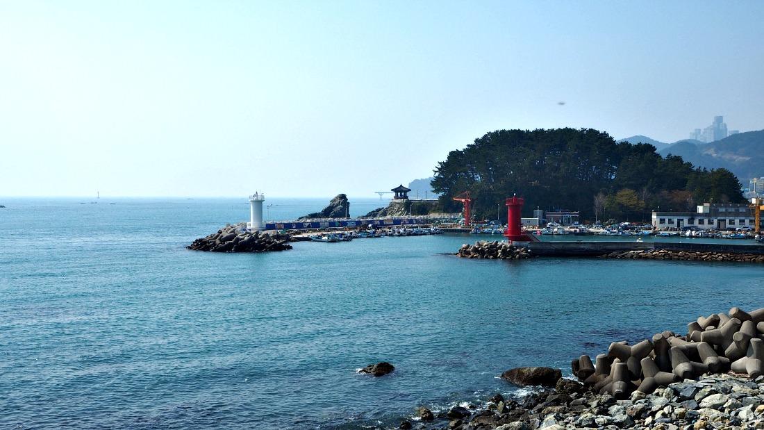 songjeong-jukdo-park