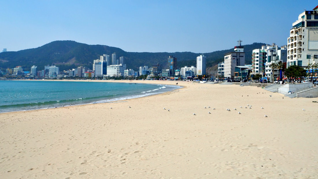 songjeong-beach