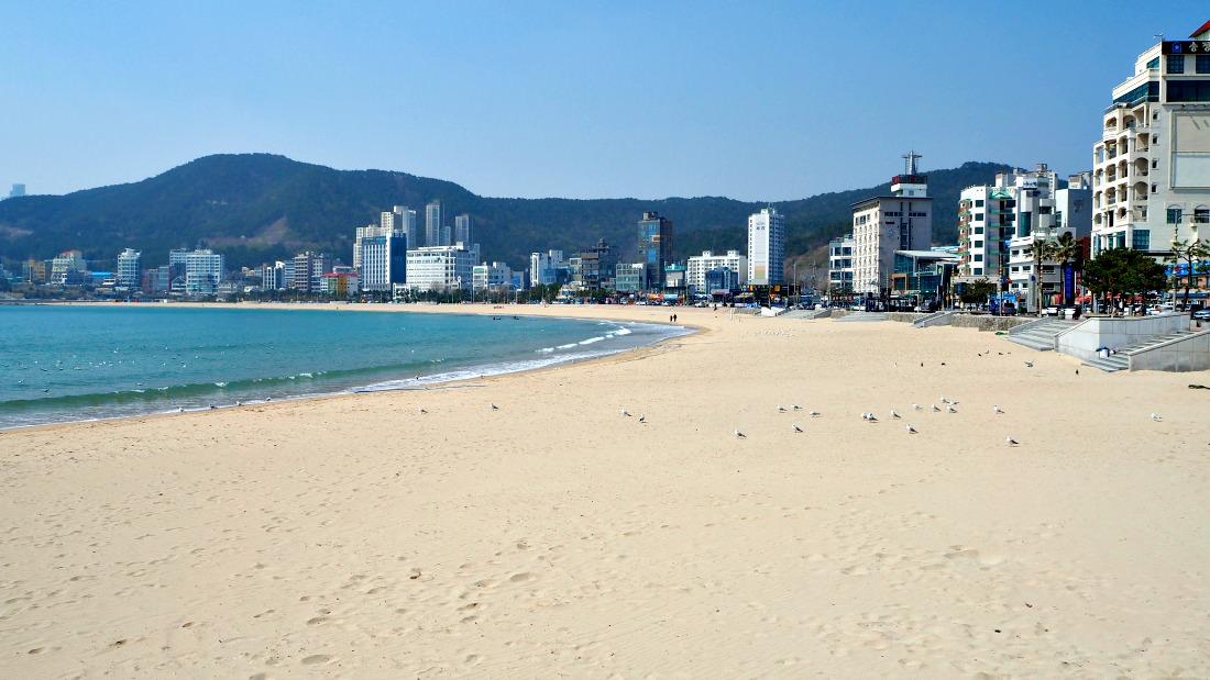songjeong-beach