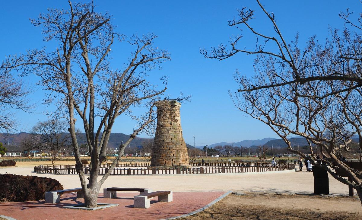 gyeongju-cheomseongdae-observatory