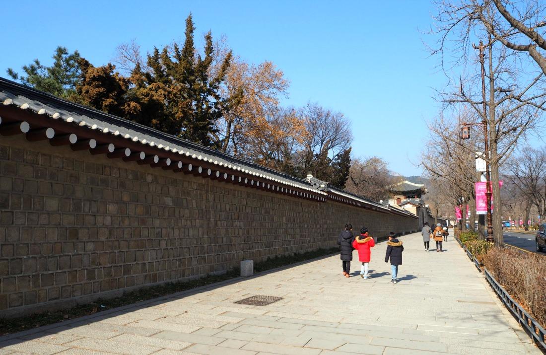 gyeongbokgung-palace-walls