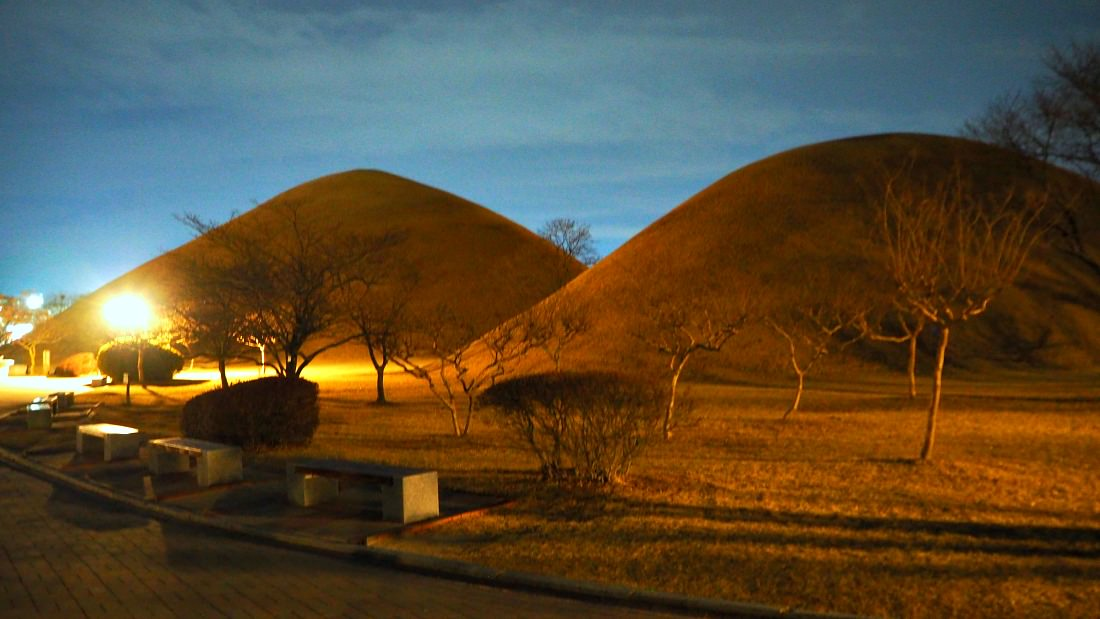 gyeongju-royal-tombs