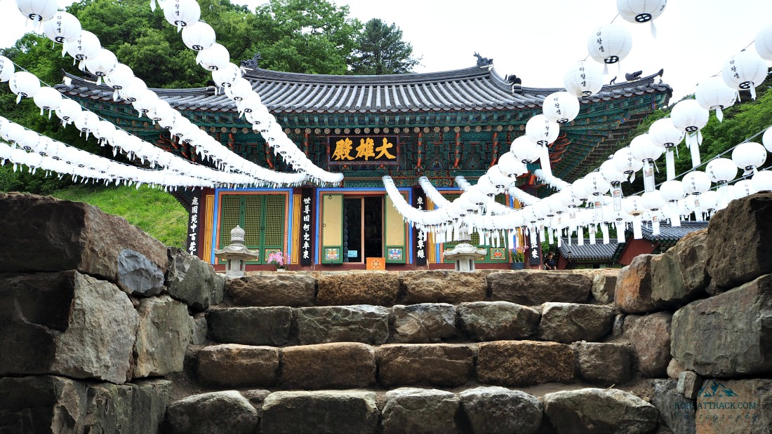 chiaksan-national-park