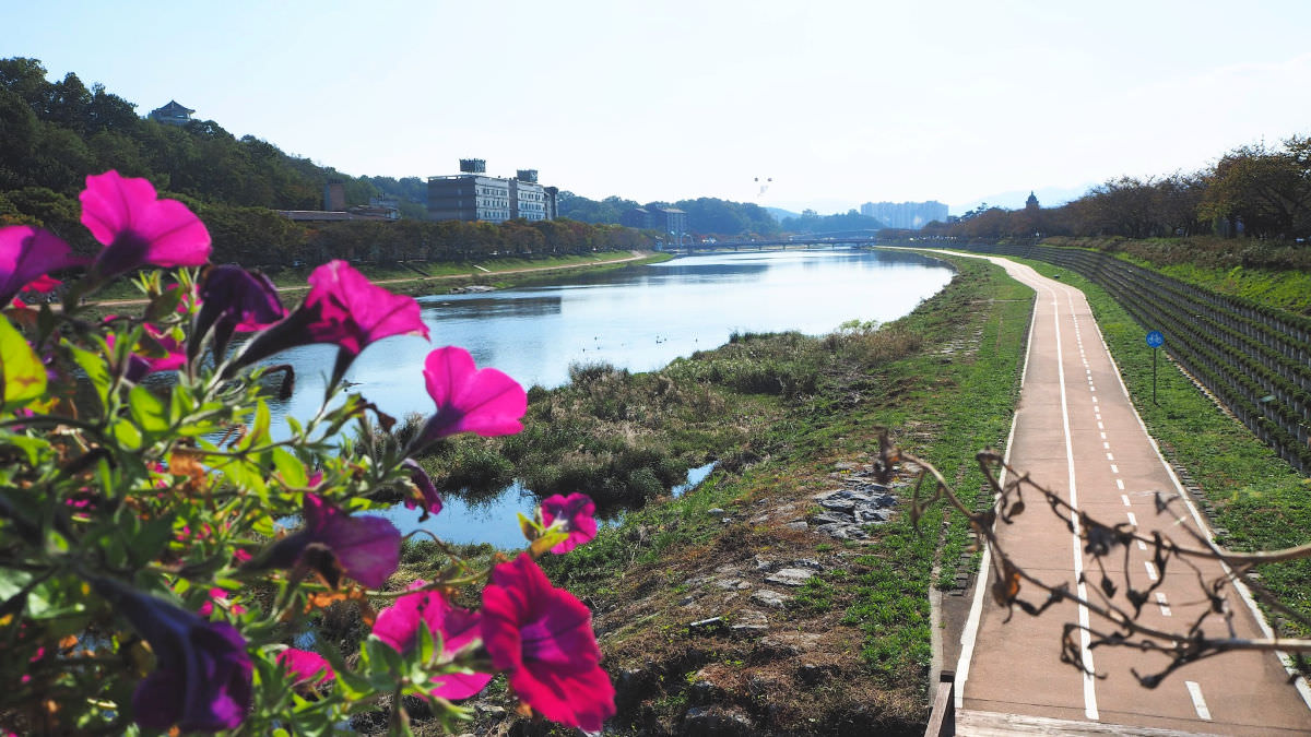 cycling-routes-in-korea