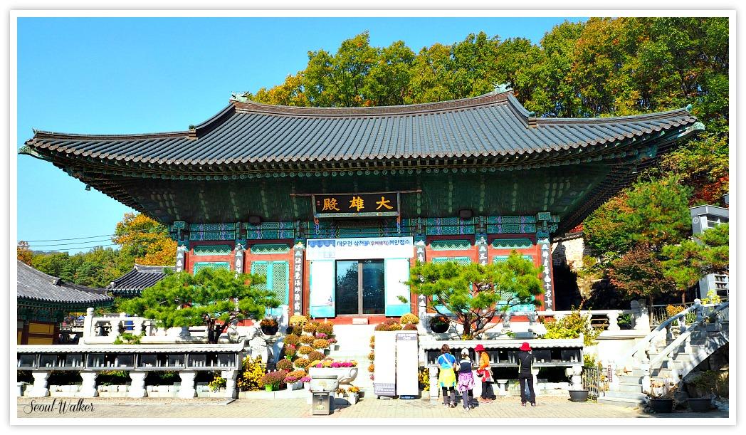 dobongsan-temple