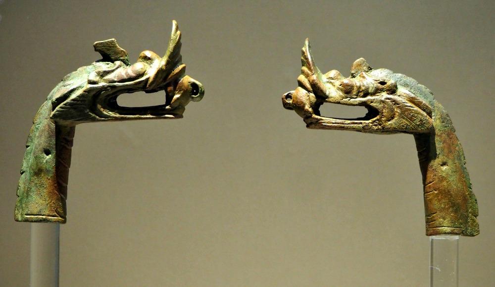 dragon-heads-cheongju-museum