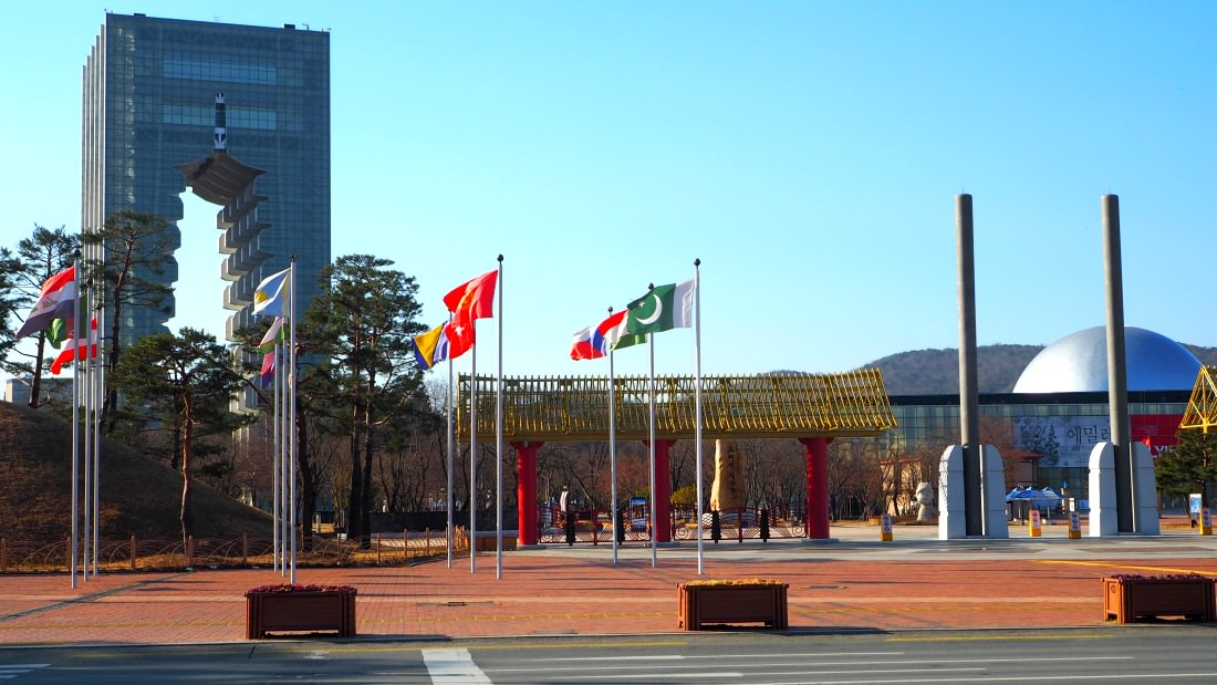 gyeongju-expo-building-view