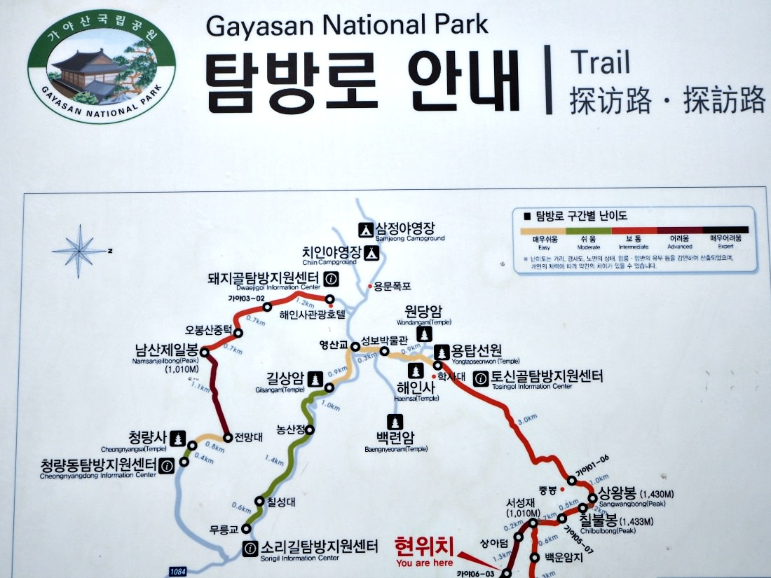gayasan-national-park-trail