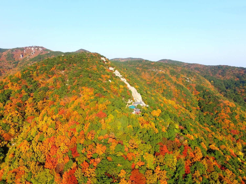 geumjeongsan-mountain