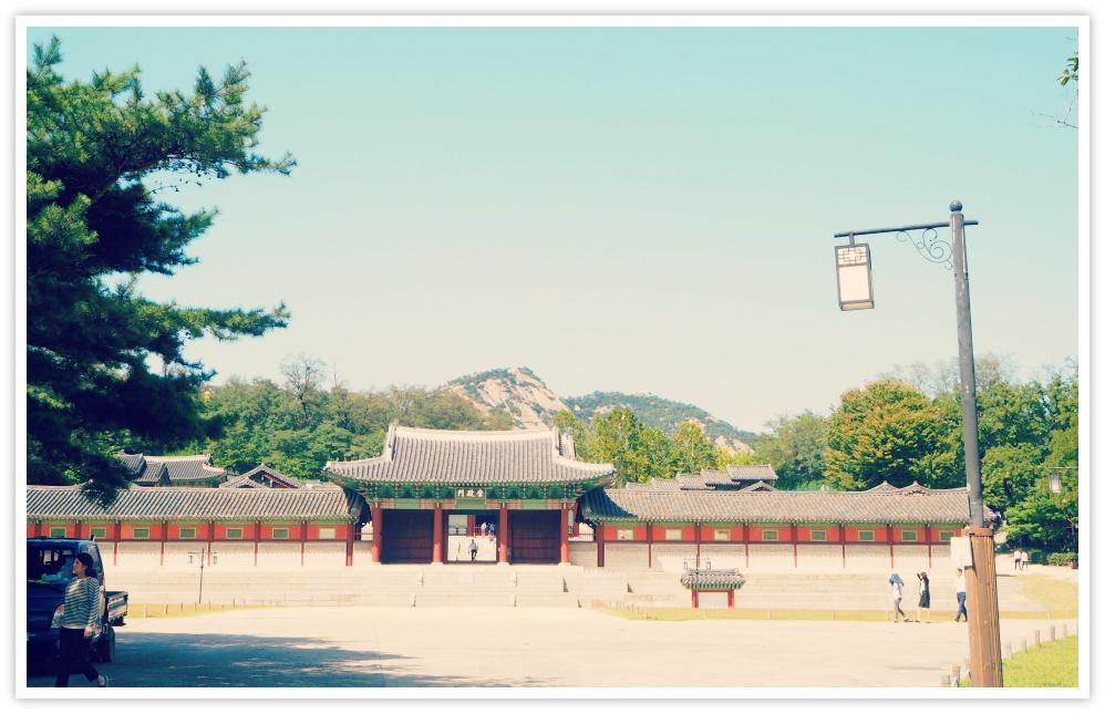 gyeonghuigung-palace-frontview