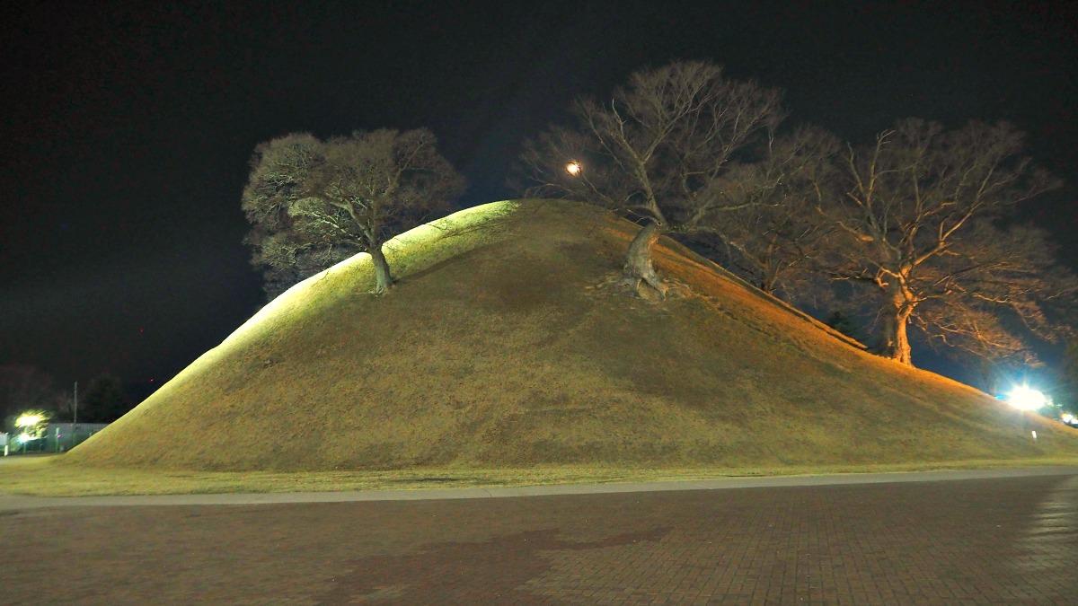 bonghwangdae-tomb