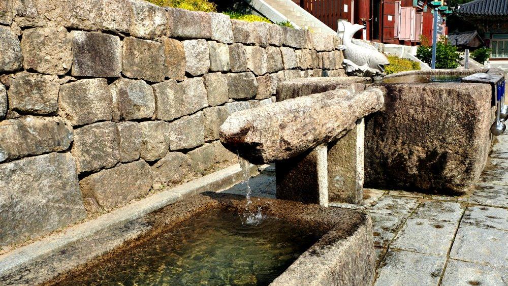 haeinsa-temple-spring-water