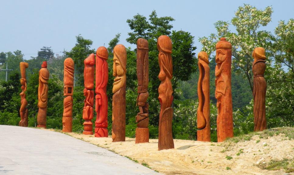 samcheok-haesindang-park
