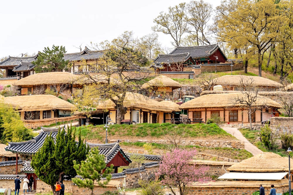 hahoe-and-yangdong-villages
