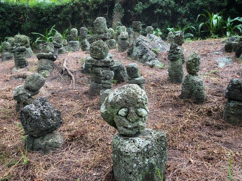 hallim-park-stones-garden