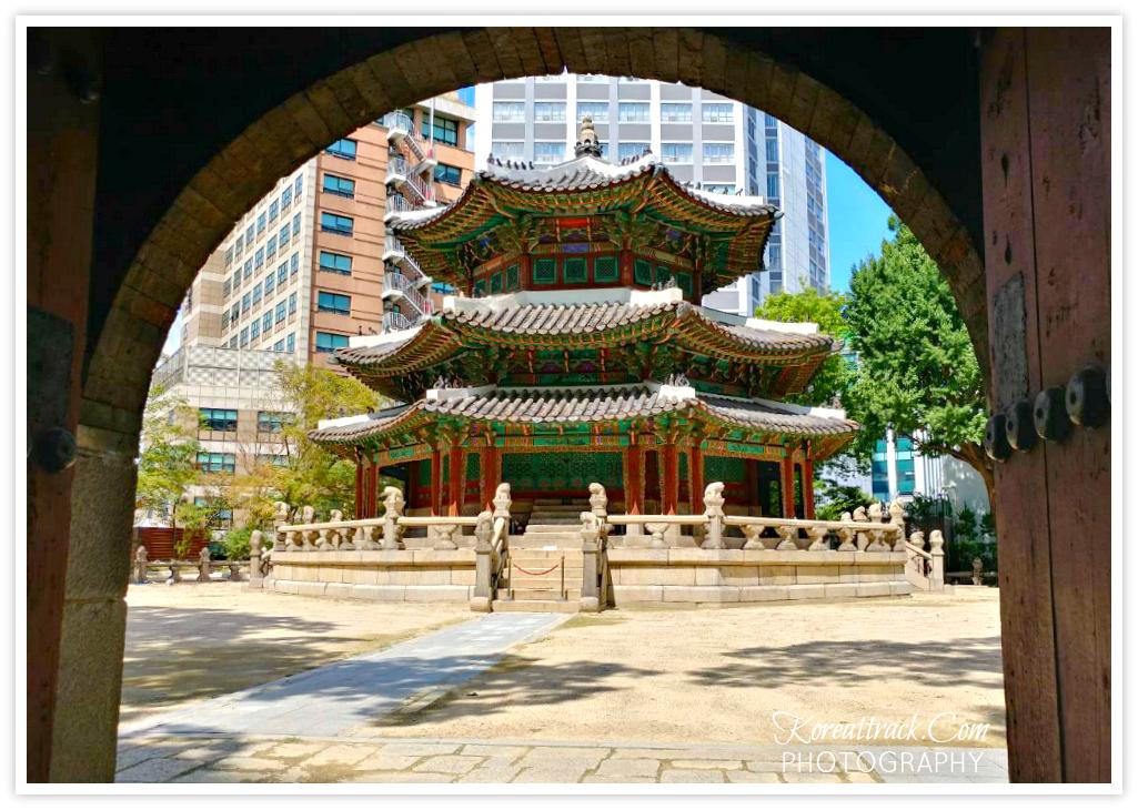 hwangudan-altar