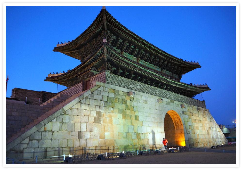 hwaseong-fortress-gate