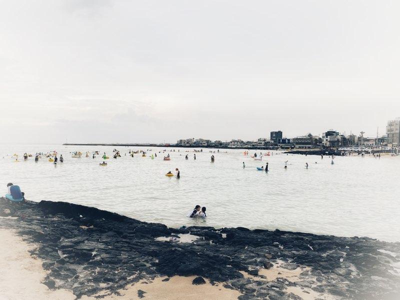 hyeopjae-beach-jeju