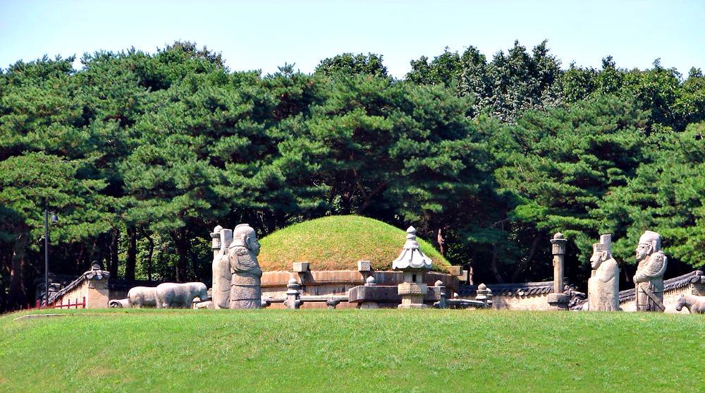 jeongneung-tomb