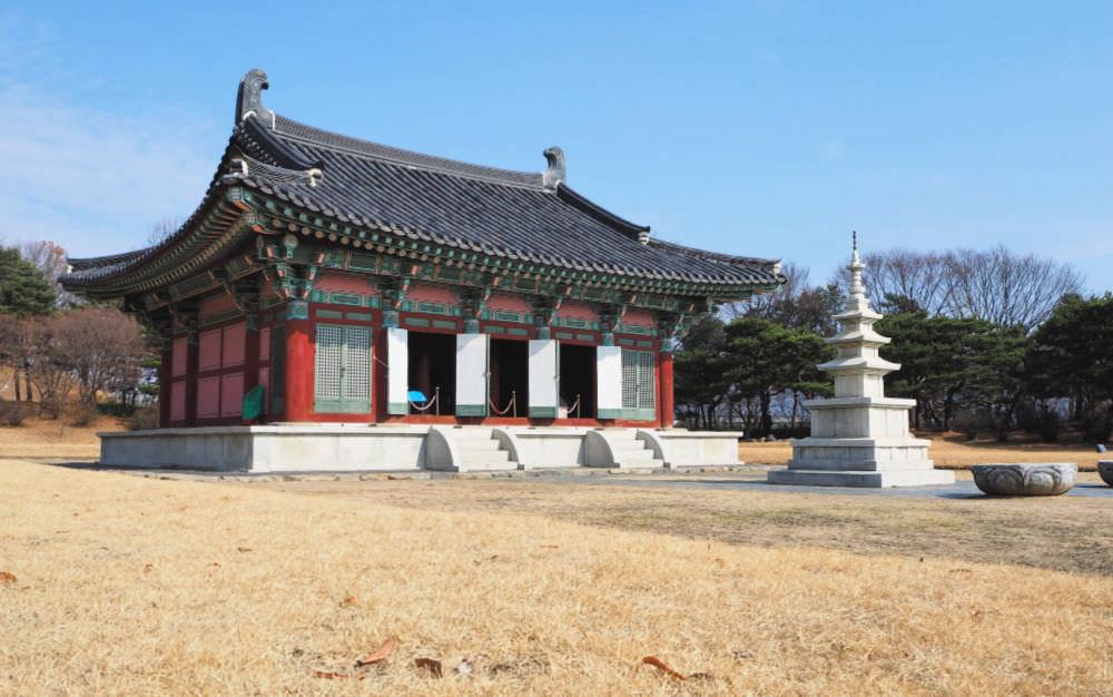 heungdeoksa-temple-site