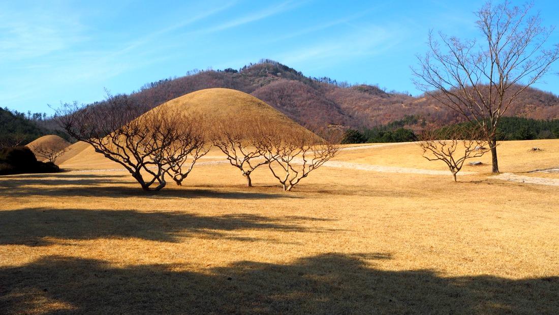gwaeneung-tomb