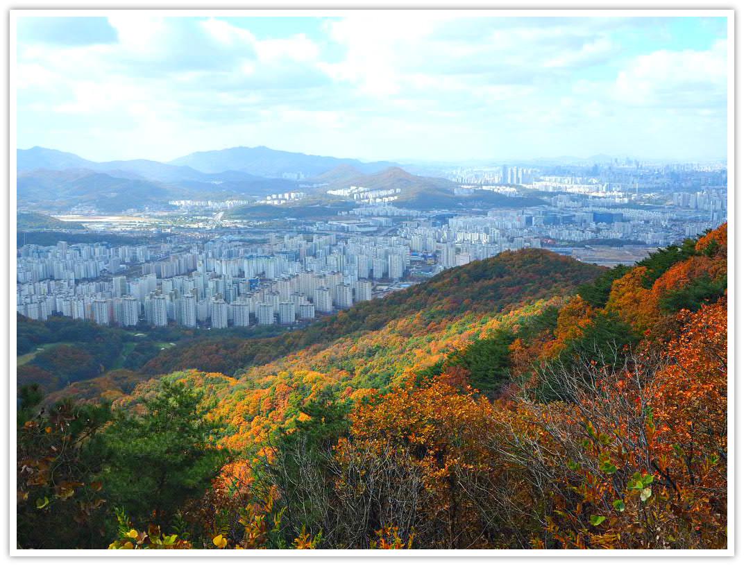 namhansanseong-panorama