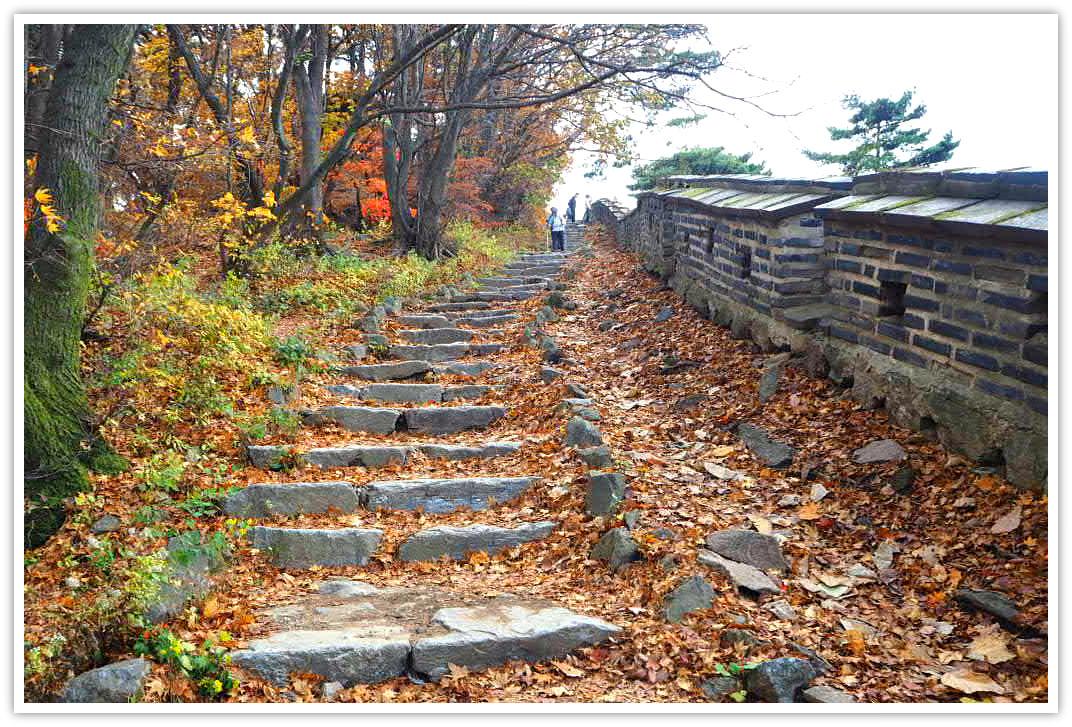 namhansanseong-steps