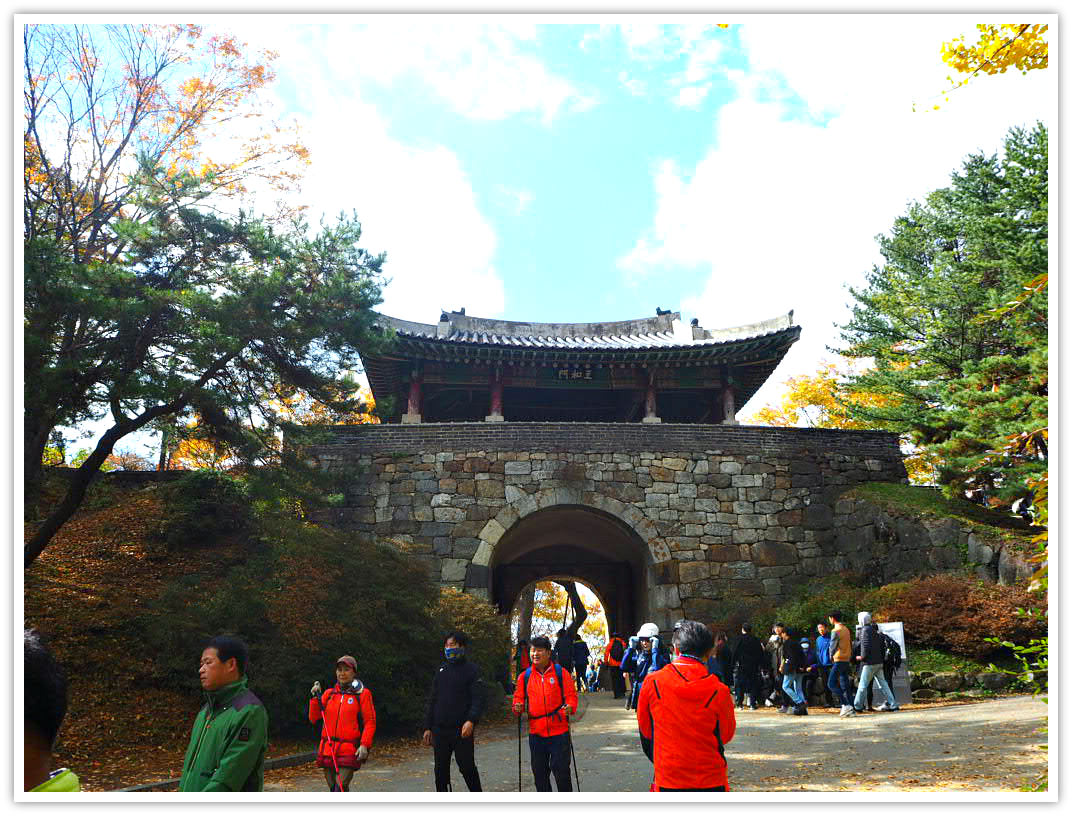 namhansanseong-south-gate