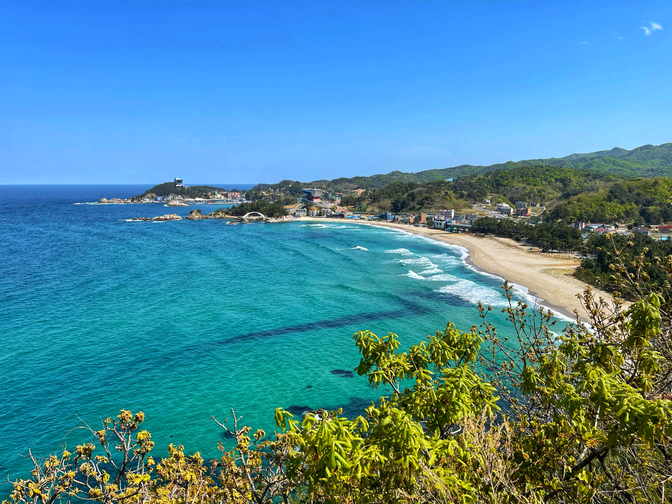 samcheok-beach