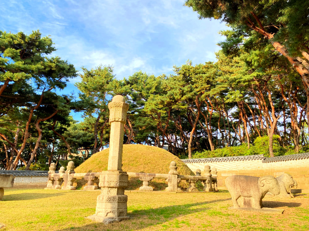 joseon-royal-tombs
