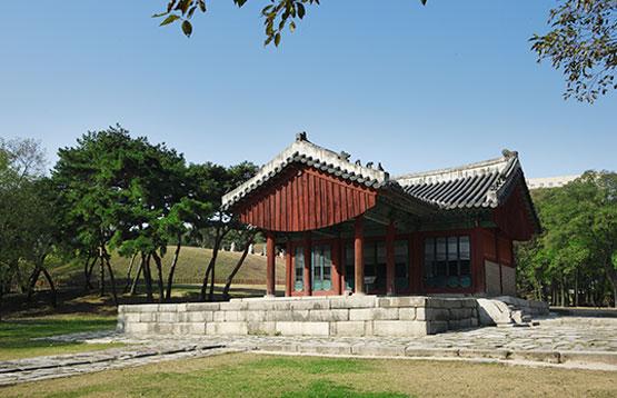 seonjeongneung-tomb