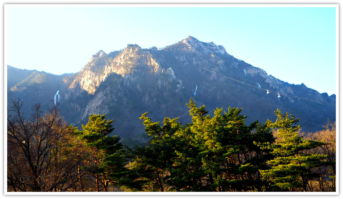 seoraksan-mountain