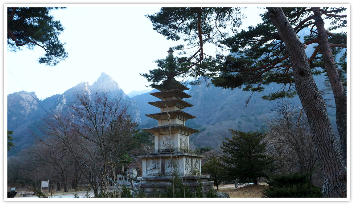 unification-stupa-seoraksan-national-park