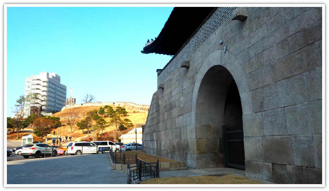 dongdaemun-ciy-wall