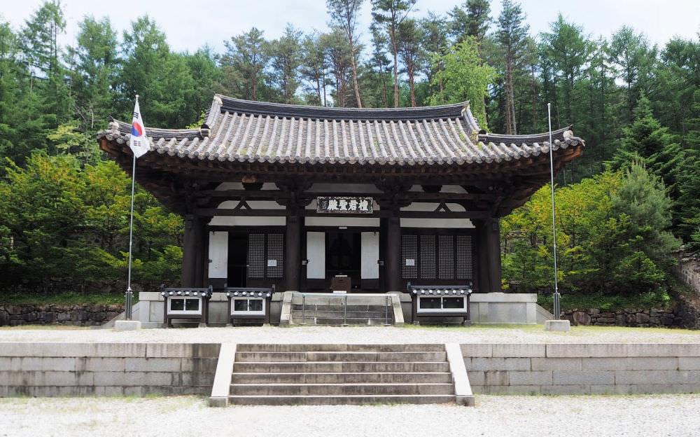 dangun-monument