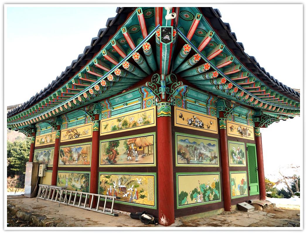 wolmyeongam-hermitage